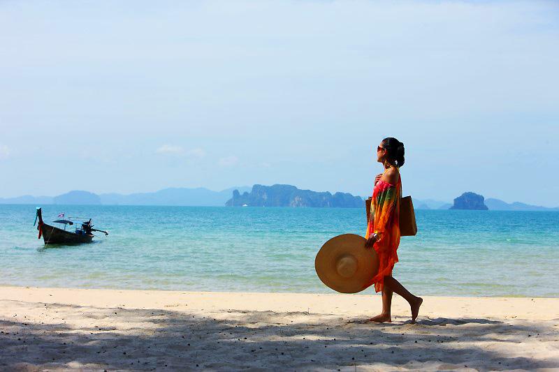 """""""Thailand Lifestyle""""-Tipp von Nathalie Gütermann: Tubkaak Beach, Krabi"""