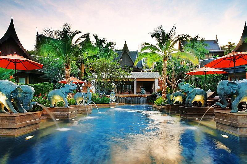 """""""Thailand Lifestyle""""-Tipp von Nathalie Gütermann: AMARI VOGUE, Tubkaak Beach, Krabi"""