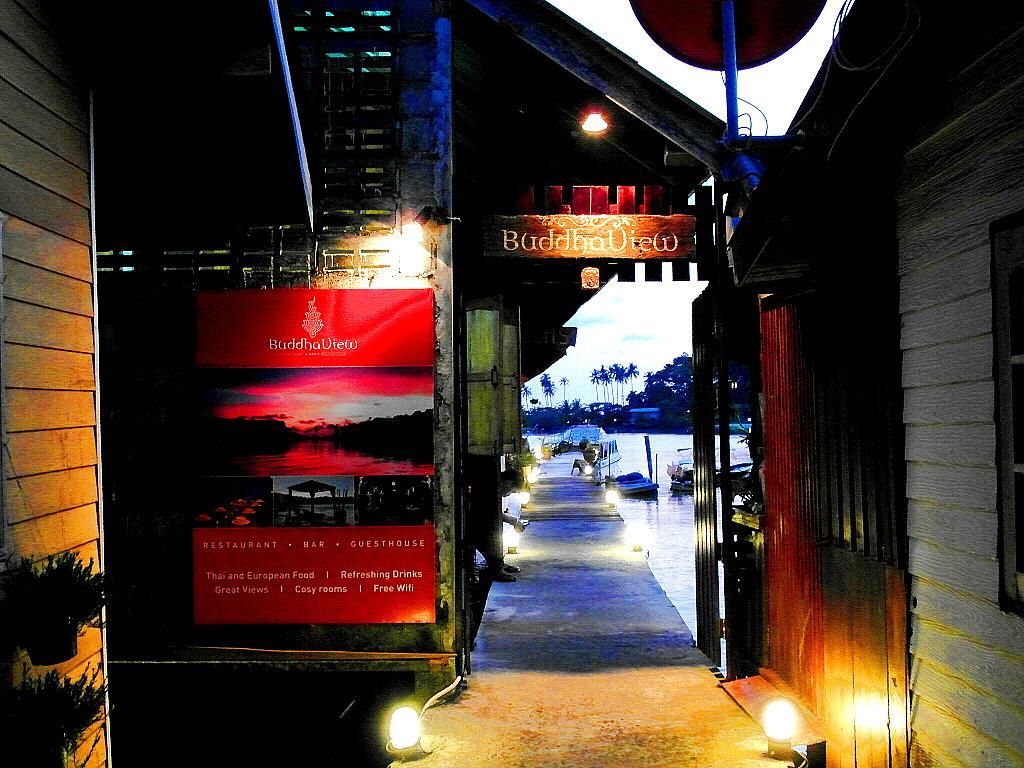 BANG BAO PIER auf Koh Chang: Thailand Lifestyle Tipp von Nathalie Gütermann