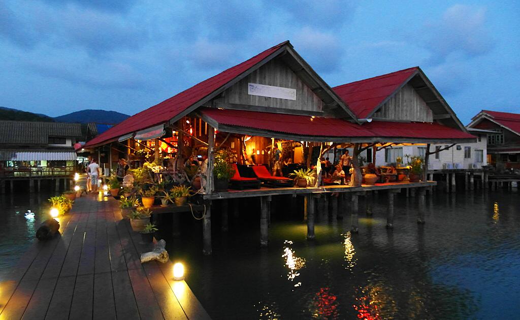 """Koh Chang Tipp: Lounge-Lokal """"Buddha View"""""""