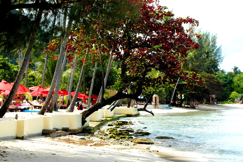 Thailand Lifestyle Tipp von Nathalie Gütermann: THE EMERALD COVE Koh Chang