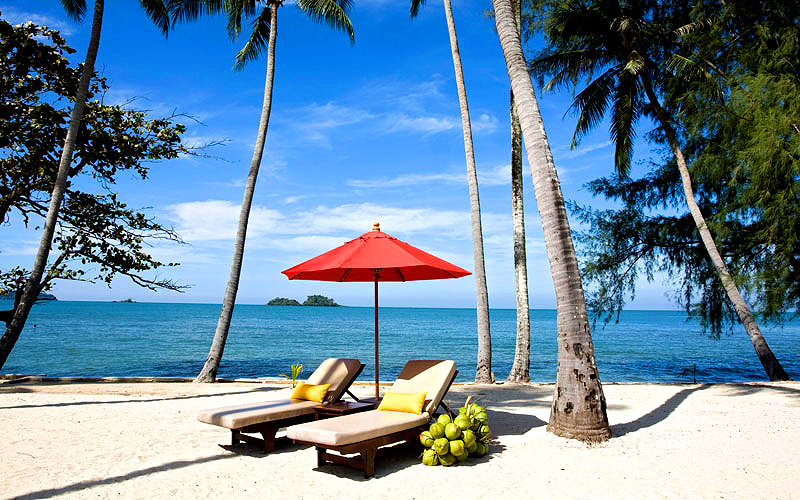 'The Emerald Cove' Koh Chang! Thailand Lifestyle Tipp von Nathalie Gütermann