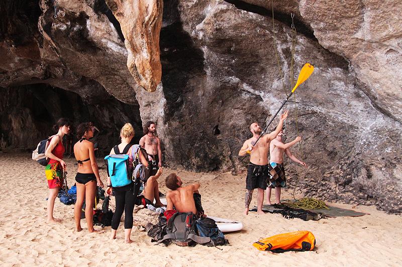 Thailand-Lifestyle.com präsentiert: Felsklettern in Krabi