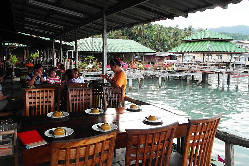 Koh Chang kulinarisch-2: SALAKPHET SEAFOOD. Ein