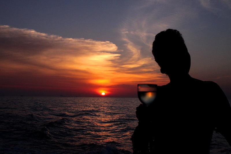 Thailand Lifestyle Tipp von Nathalie Gütermann auf Koh Lanta: Pimalai Sunset Cruise