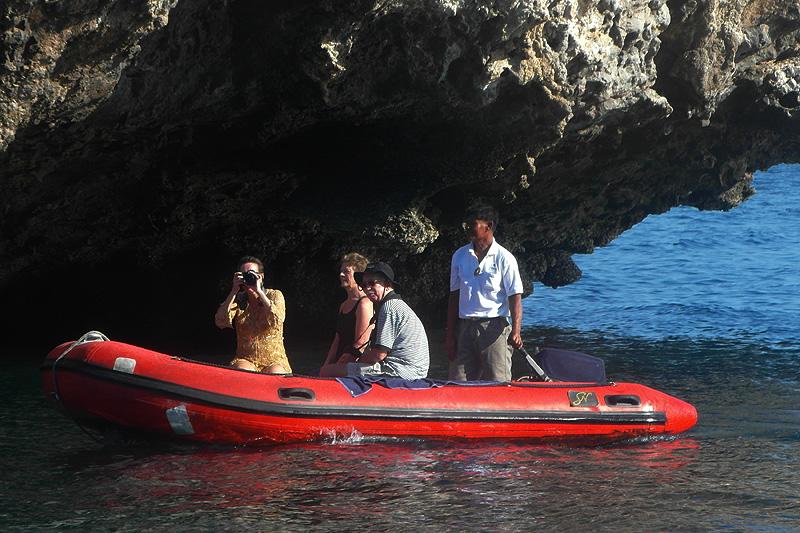 Thailand Lifestyle Tipp von Nathalie Gütermann auf Koh Lanta: Koh Haa (Five Islands, 5 Inseln)
