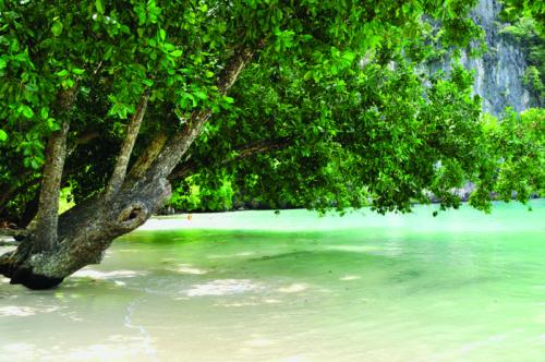 """""""Thailand Lifestyle""""-Tipp von Nathalie Gütermann: Koh Hong, Krabi"""