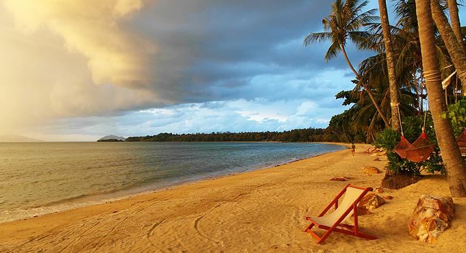 "Bilderbuch-Beach Koh Mak: ""Ao Suan Yai"""