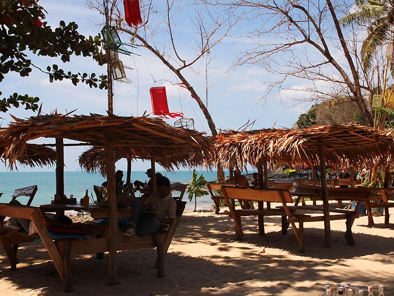Thailand Lifestyle Tipp von Nathalie Gütermann: Koh Lanta Strand