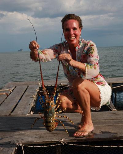 """Koh Chang kulinarisch-2: SALAKPHET SEAFOOD. Ein """"Thailand Lifestyle""""-Tipp von Nathalie Gütermann"""