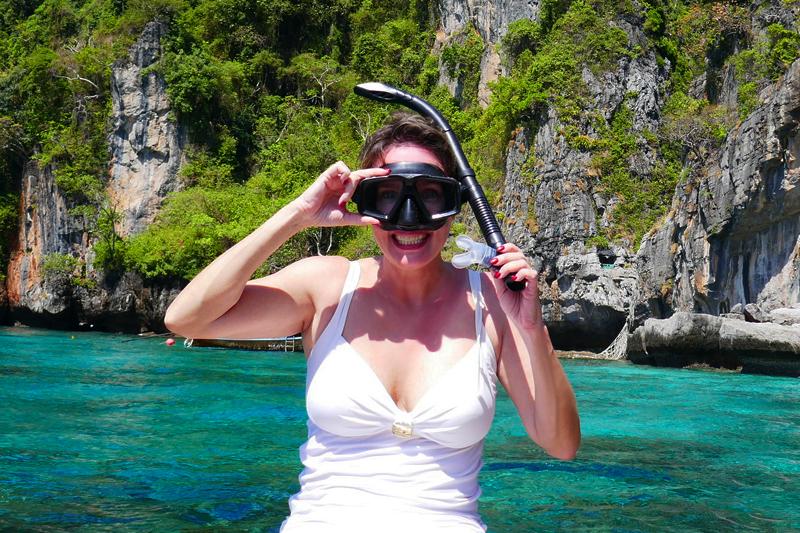 """""""Thailand Lifestyle""""-Tipp von Nathalie Gütermann: Auf KOH PHI PHI tauchen!"""