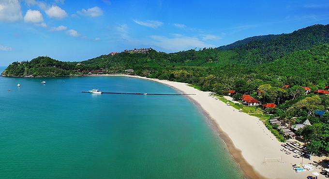 Koh Lanta Strandhotel: Pimalai Resort & Spa