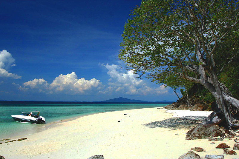"""Thailand Lifestyle""-Tipp von Nathalie Gütermann: Railey Beach & Phra Nang Bay, Krabi"
