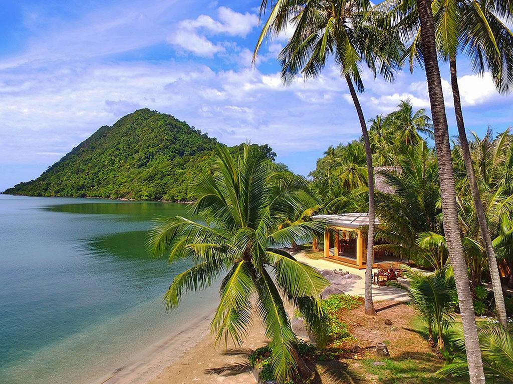 """Thailand Lifestyle Tipp von Nathalie Gütermann: """"Siam Royal View"""" auf Koh Chang"""