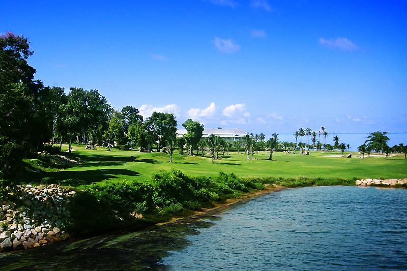 """Thailand Lifestyle""-Tipp von Nathalie Gütermann: Sofitel Golfplatz, KLONG MUANG BEACH, Krabi"