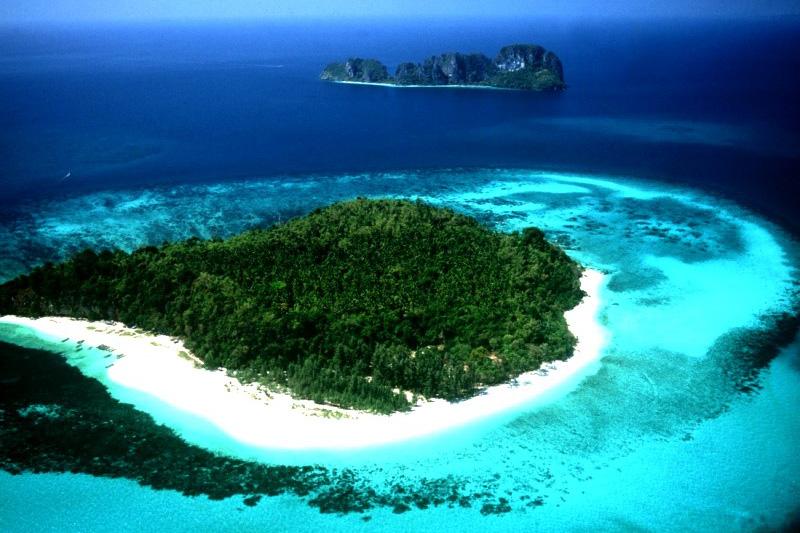 """Thailand Lifestyle""-Tipp von Nathalie Gütermann: KOH PHAI (Bamboo Island) im Koh Phi Phi Archipel"