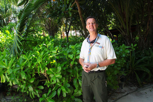 Florian Hallermann, Generaldirektor des ZEAVOLA Phi Phi Island