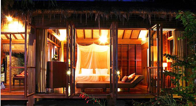 Strand & Wald-Glück: 'Zeavola' Phi Phi Island