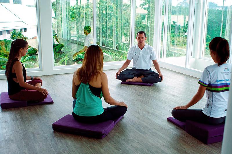 Wellness Resort Phuket: THANYAPURA RETREAT & MIND CENTRE