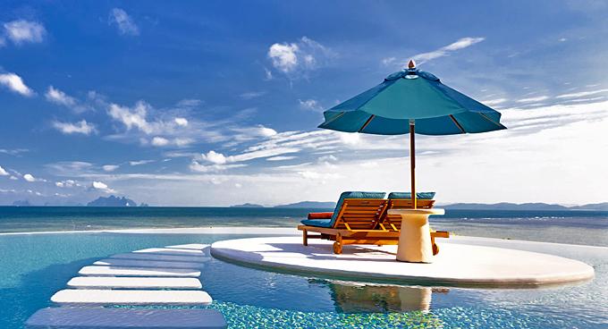 Naka Island: Wellness-Ferien auf Phuket