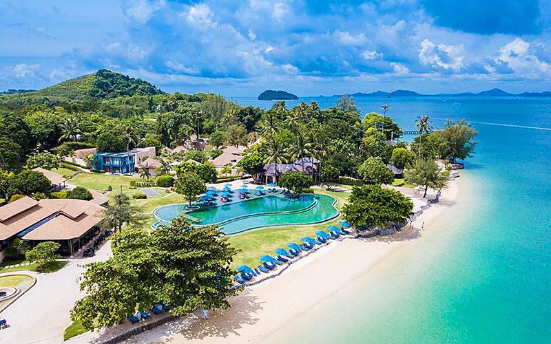 """""""Thailand Lifestyle""""-Tipp von Nathalie Gütermann: NAKA ISLAND RESORT vor Phuket"""