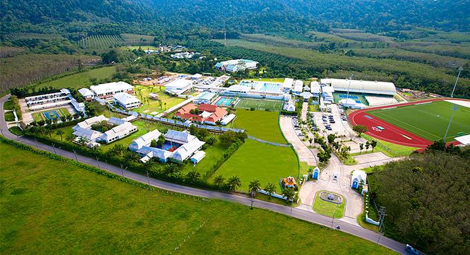 Thailand Lifestyle Tipp von Nathalie Gütermann: Thanyapura Sports Hotel auf Phuket