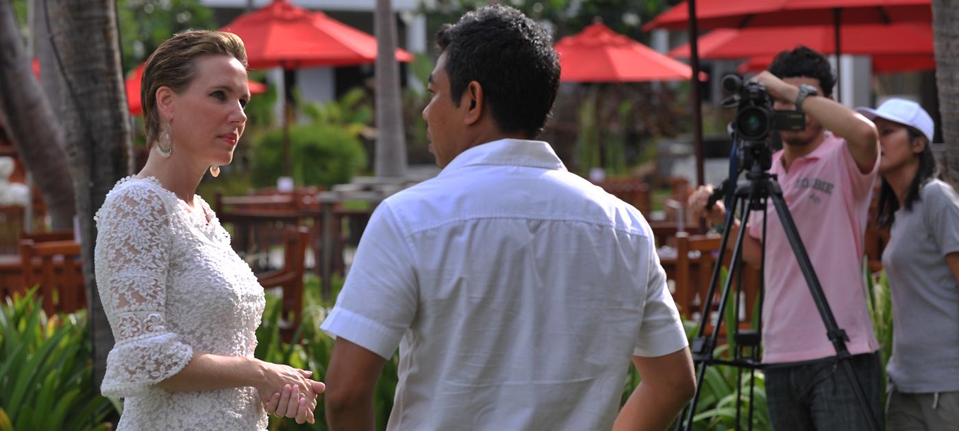 TV-Produktionen auf Koh Samui (2007 - 2009)