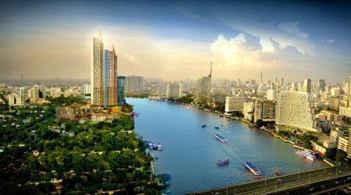 """""""Thailand Lifestyle"""" von Nathalie Gütermann: Wetter in Thailand"""