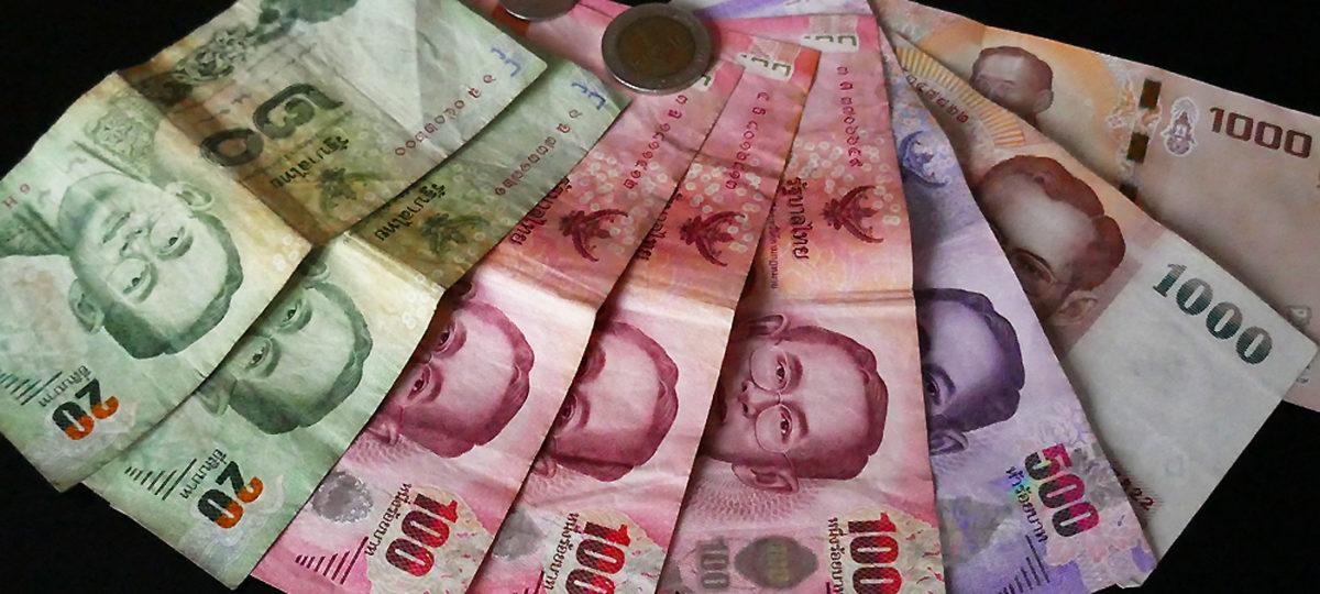 Rund ums Geld in Thailand