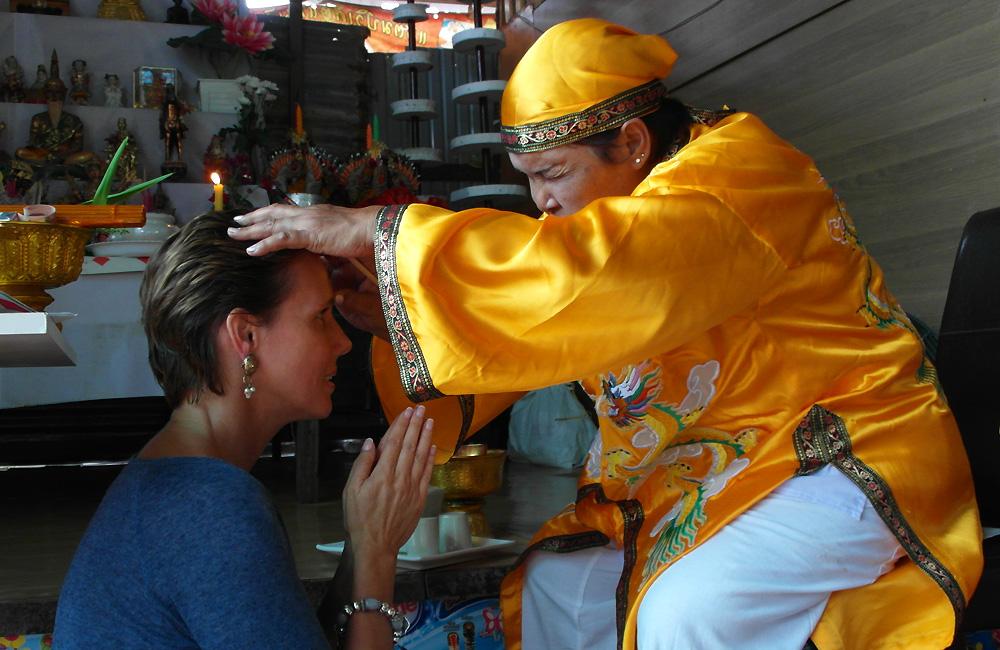 """""""Thailand Lifestyle""""-Tipp von Nathalie Gütermann: Religion & Tempelregeln Thailand"""