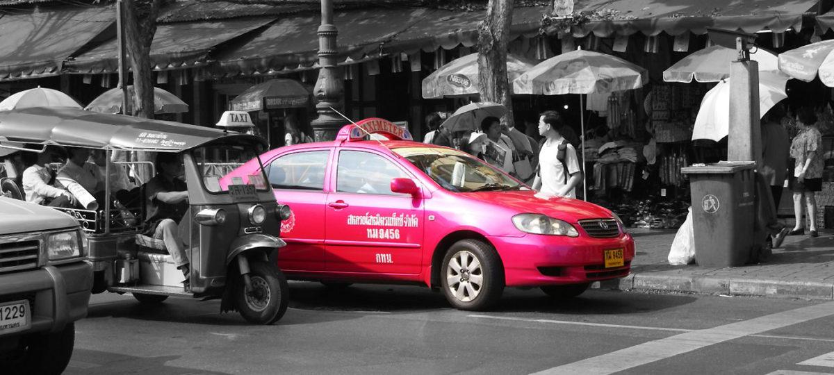 Taxis & Tuk-Tuks
