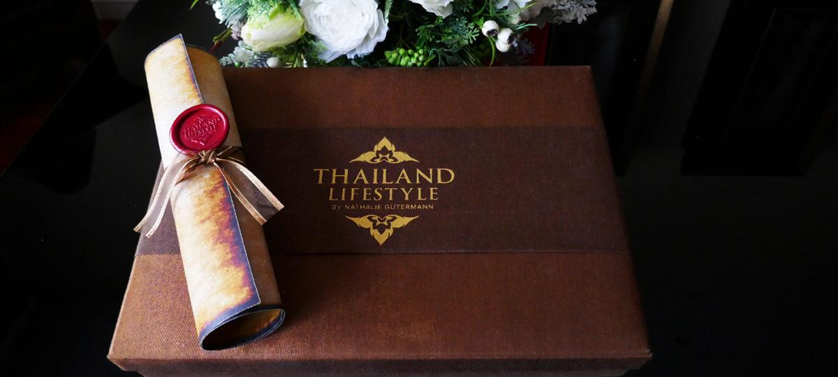"""""""Bangkok Box"""": erhältlich über """"Thailand Lifestyle"""" von Nathalie Gütermann"""