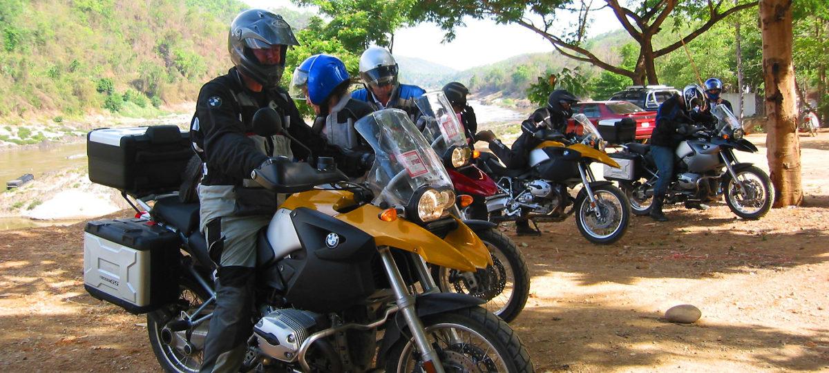 Thailand Motorradtour (3): Biker Trip Phuket