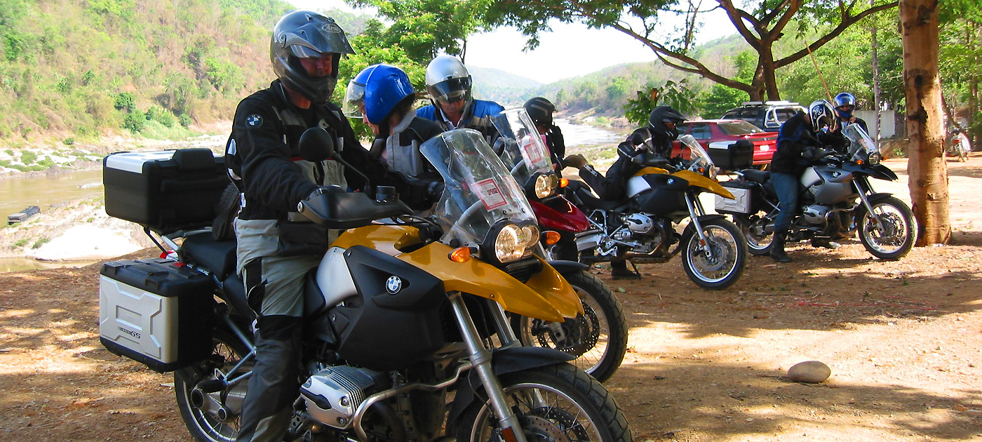 Thailand Motorradtour: Thailand Lifestyle mit Nathalie Gütermann.