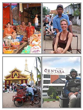 Thailand Motorradtour: Biker Trip nach Phuket mit Nathalie Gütermann. Hier: Myawaddy