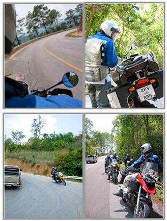Thailand Motorradtour (2): Mae Hong Son Loop mit Nathalie Gütermann