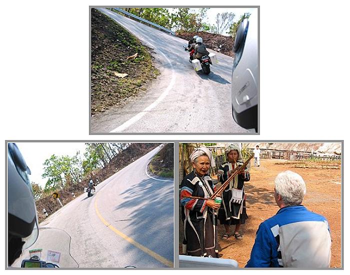 Thailand Motorradtour (2): Mae Hong Son Loop mit Nathalie GütermannThailand Motorradtour (2): Mae Hong Son Loop mit Nathalie Gütermann