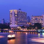 Über 140 Jahre alt: das Mandarin Oriental Hotel in Bangkok