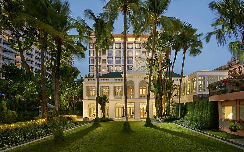 """140 Jahre """"Oriental Hotel"""" in Bangkok"""
