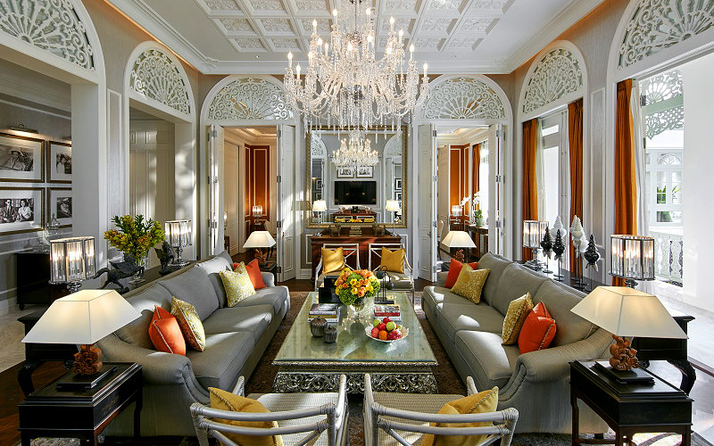 """Die neue Präsidentensuite im """"Oriental Hotel"""" in Bangkok"""