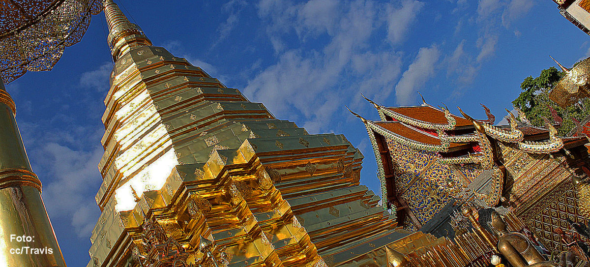 "Heiliger Berg-Tempel: ""Wat Phra That Doi Suthep"""