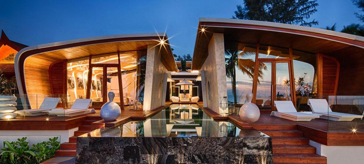 """Design-Traum auf Phuket: """"Iniala"""" Beach Resort"""