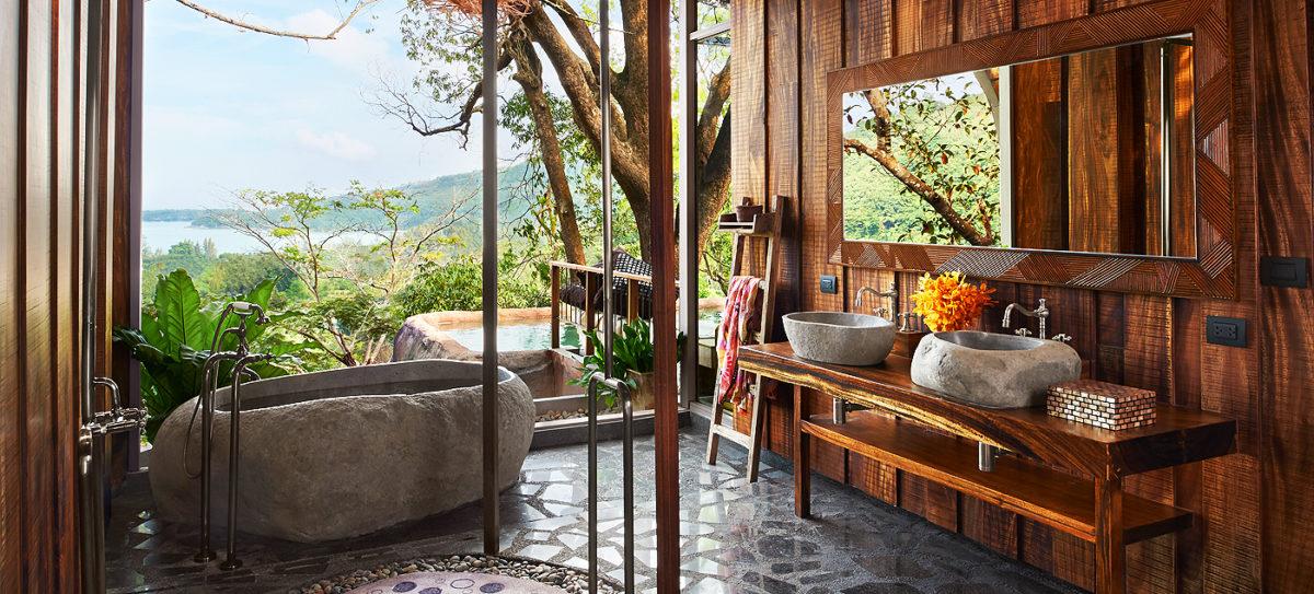 Baumhaus-Romantik: Keemala Resort Phuket