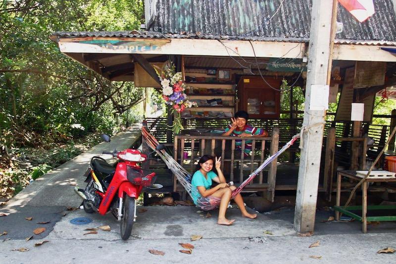 """""""Thailand Lifestyle""""-Tipp von Nathalie Gütermann: """"Bangkok Fahrradtour für Insider"""""""
