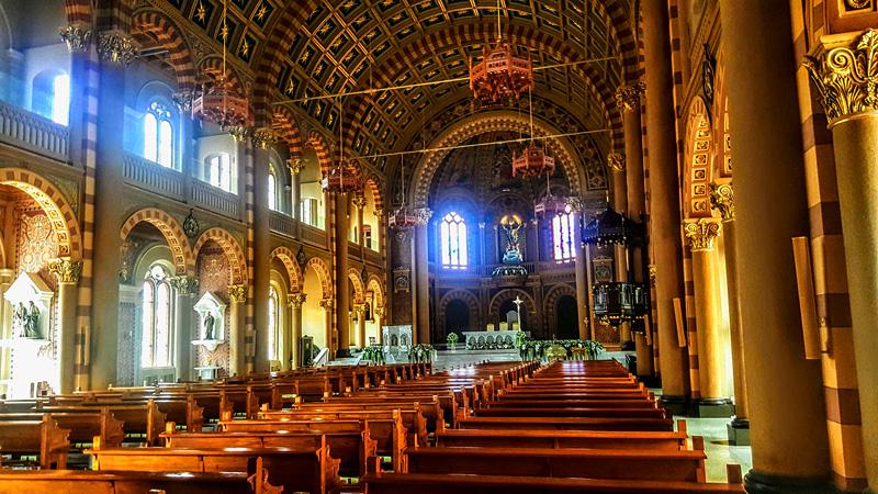 """Thailand Lifestyle""-Tipp von Nathalie Gütermann: Kirchen am ""Chao Phraya River"", Bangkok"