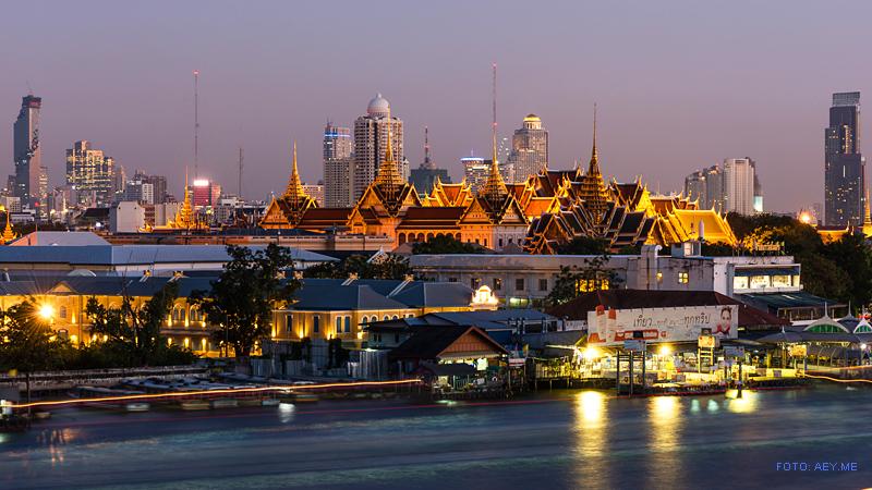 """Thailand Lifestyle""-Tipp von Nathalie Gütermann: ""Chao Phraya River"", Bangkok"