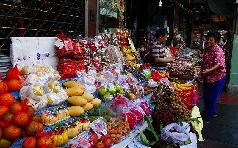 """Classic"" Tour: Bangkoks Chinatown & Tempel"