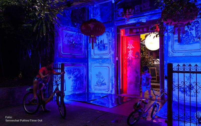"""Thailand Lifestyle""-Tipp von Nathalie Gütermann: Kunst & Kultur am ""Chao Phraya River"", Bangkok"