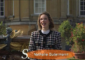 Nathalies TV-Karriere