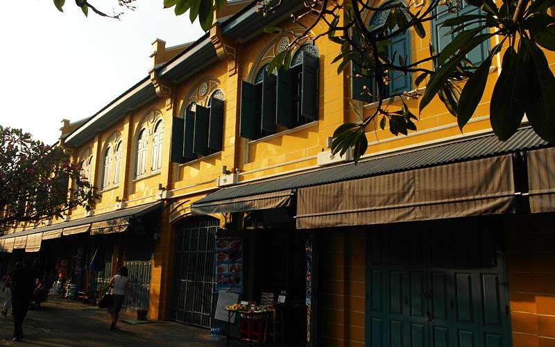 """""""Thailand Lifestyle""""-Tipp von Nathalie Gütermann: Entdecken Sie die Altstadt von Bangkok (""""Rattanakosin Island"""")"""